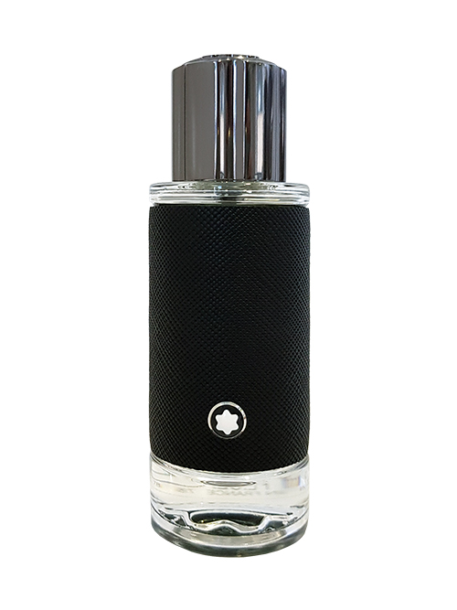 Mont Blanc fragrance bottle